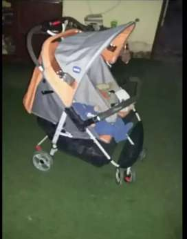 Imported Twin baby Stroller