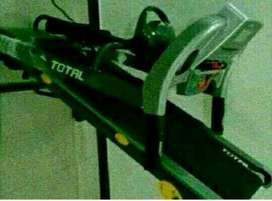 Tiga function(Treadmill zaman now)Tl288 with incline bergaransi