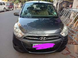 Hyundai I10 Sportz 1.2 KAPPA VTVT, 2012, Petrol