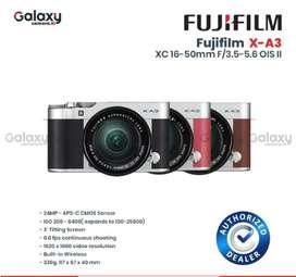 Kredit Fujifilm X-A3 Kit 16-50mm