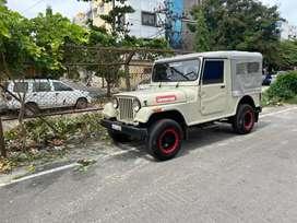 Mahindra jeep m540 4wheel drive