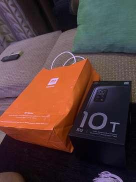Brand new mobile - MI 10 T