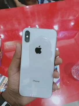 iPhone x 64Gb sangat mulus ful set