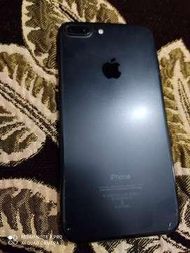 Iphone 7plus 32 gb bilkul new condition