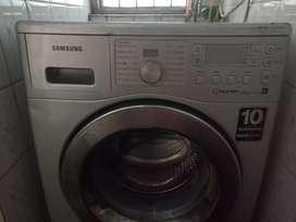 Samsung front load washing machine7 kg capacity