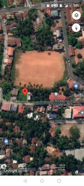 12 Cent Residential Plot for Sale Near Palayam