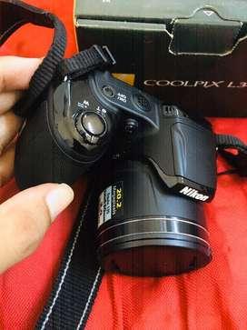 Kamera Nikon coolpix L340 mulus