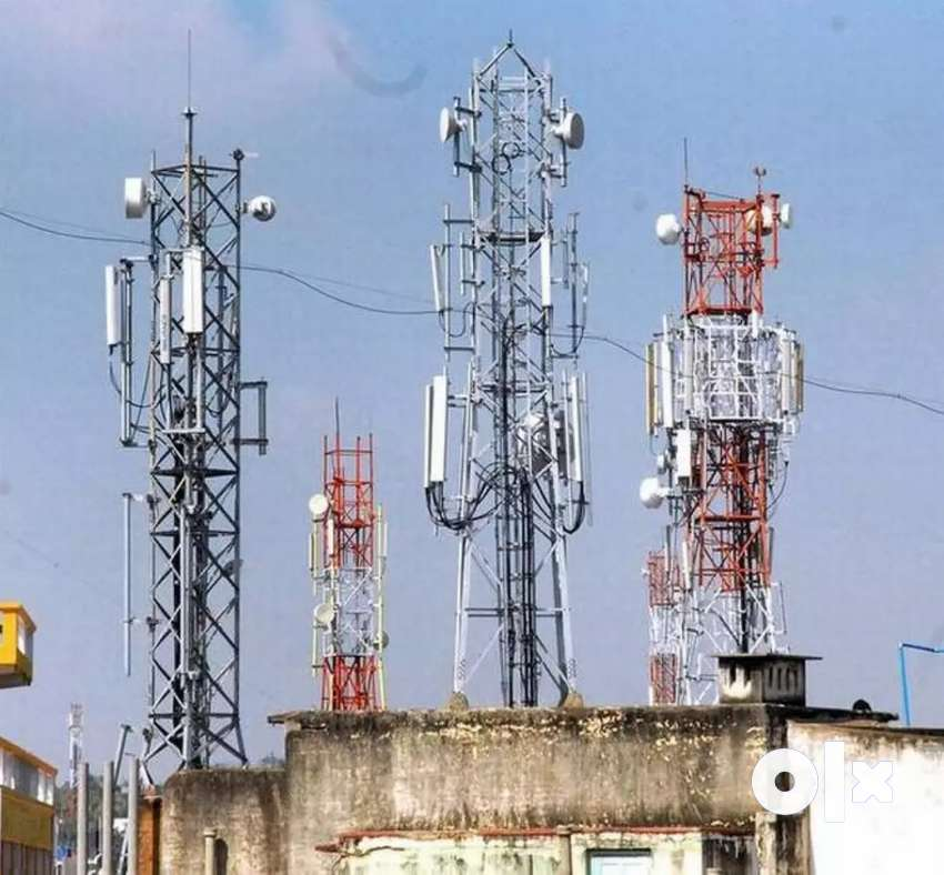 Bumper hiring for reliance networking tower's 0