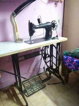Merritt tailoring machine
