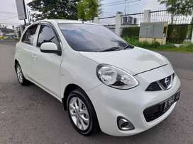 Nissan March Manual Th 2014 Mulus banget