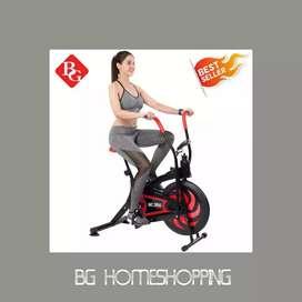 Sepeda Statis Dan Dinamis Platinum // Evos Gym 09.47