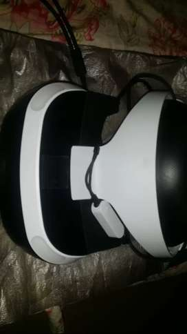 Ps4 vr in excellent condition full ascessories no exchange