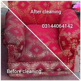 Shine sofa washing carpet cleaning chairs wash at door step all Lahore