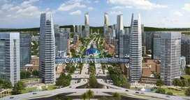 12 Marla Residential Plot Available in Capital Smart City