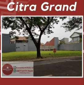 Tanah Dijual Citra Gran Cibubur, Lokasi Boulevard Cluster the Tarn