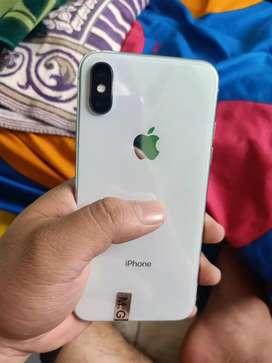 Iphone X 256gb fullshet like new