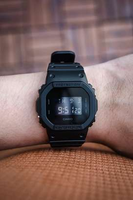 G Shock DW 5600BB