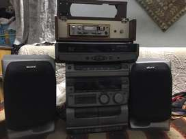 Sony system, videocone vcr, tkrtape