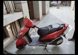 Honda Dio 2013 Model Single Hand Used By Woman, Excellent Condition