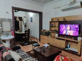3bhk fully furnished house