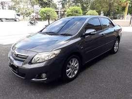 Toyota Corolla Altis Tahun 2008 Manual Trendy Dan Elegan Gan