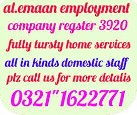 Al.emaan associates employment  com.reg.