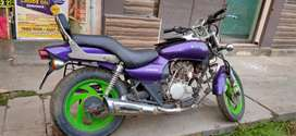 Kawasaki eliminator good condition second owner