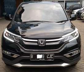 Jual Honda CRV 2.4 AT Hitam 2015