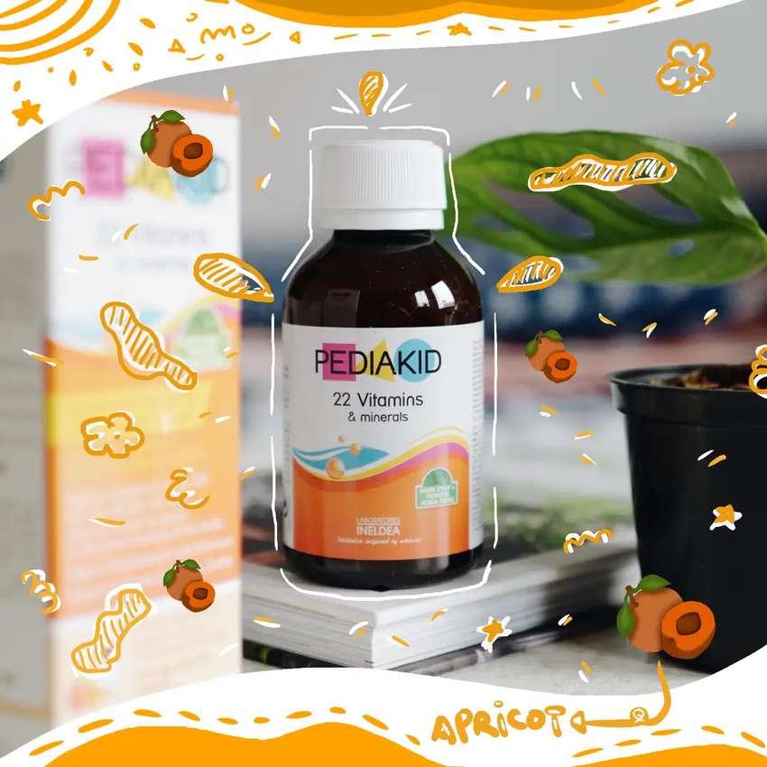 Vitamin anak Pediakid 22 Vitamin Mineral 0