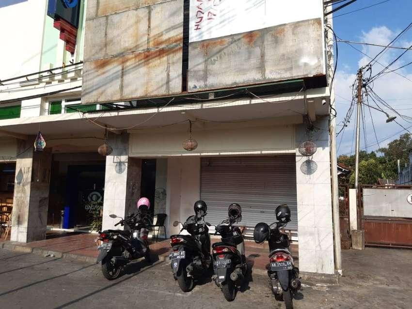 Ruko Pinggir Jalan Di Jl Mangkubumi Pusat Kota Yogyakarta 0