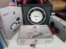1 set audio power subwoofer Venom
