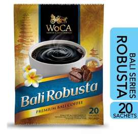 WoCA Kopi Bali Robusta 20 Sachets