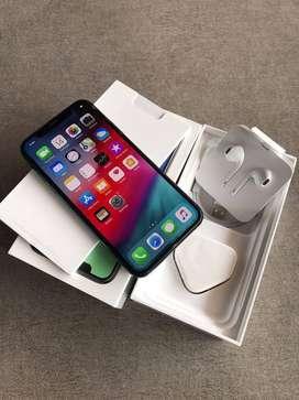 Top Apple I phone X (3/256) GB Best Price  Excellent condition  Black