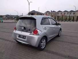Dp 13 juta Saja Honda Brio E satya Manual 2014 Silver