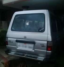 Toyota Qualis FS B4, 2002, Petrol