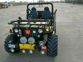 Jeeps Thar Gypsy hunter