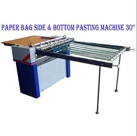Paper Bag Machine Pasting Machine Sale for 90,000 Rs
