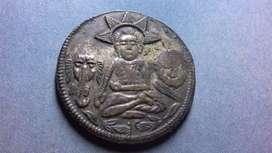Ancient & Rare Buddha Coin