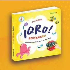 IQRO Pertamaku Boardbook