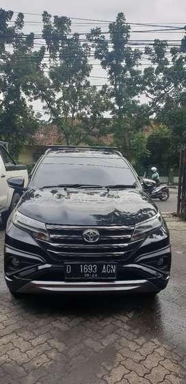 Toyota Rush S AT 2018 Pemilik langsung tangan pertama