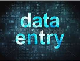 TYPIST FOR DATA ENTRY