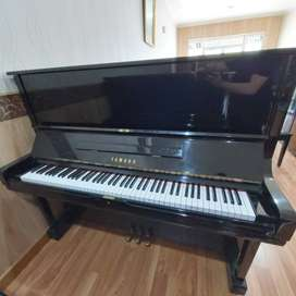 Piano Yamaha U3G Upright Piano Klasik Akustik Bekas Second