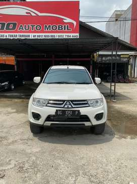 Pajero GLX 4x4 2015 Low KM Istimewah