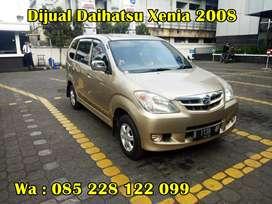 Daihatsu Xenia Li Vvti 2008