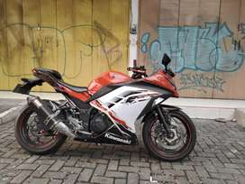 NINJA 250 FI ABS limited edition