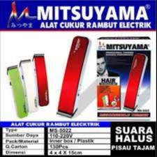 Alat Cukur Rambut ELECTRIK Hair Trimmer Set MITSUYAMA MS-5022