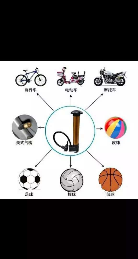 Pompa ban motor, sepeda dan banyak lainnya Special Mini