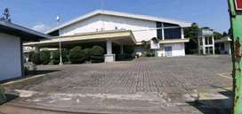 Gudang bekas garmen dijual luas 1,1 ha. lb..7000 m2. karanganyar