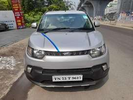 Mahindra Kuv 100 D75 K8, 2016, Diesel