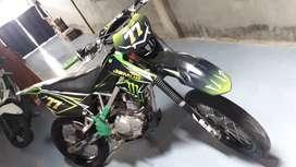 Kawasaki klx/2014